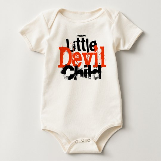 Little Devil Child... Baby Bodysuit