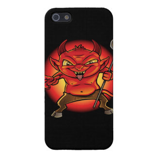 Little Devil Cover For iPhone SE/5/5s