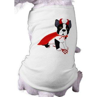 Little Devil Halloween Dog petshirt