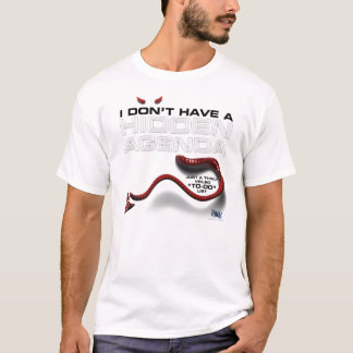 Little Devil - Hidden Agenda T-Shirt