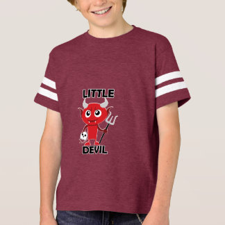 Little Devil - Kids' Football Shirt T-Shirt
