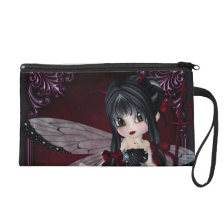 Little Devil Ladybug Design 1 Wristlet