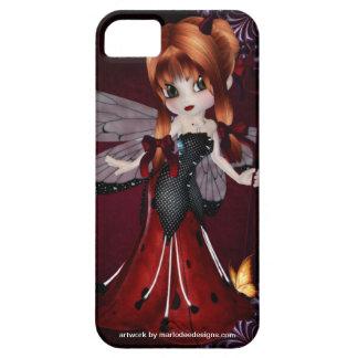 Little Devil Ladybug Design 3 iPhone SE/5/5s Case