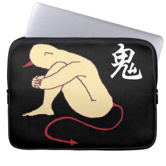 Little Devil Laptop Computer Sleeve