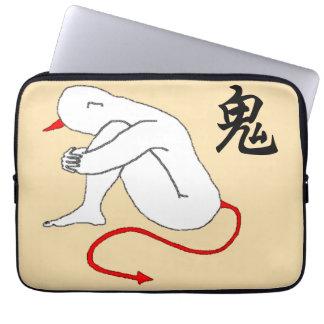 Little Devil Laptop Sleeves