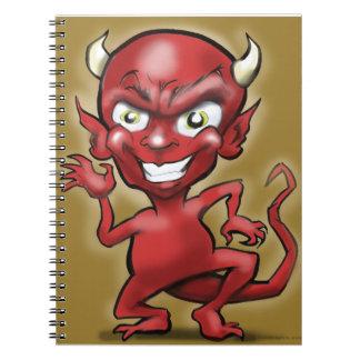 Little Devil Notebook