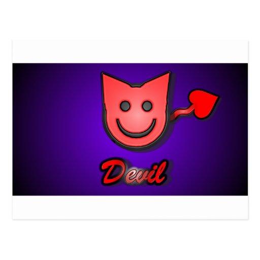 Little Devil Postcards