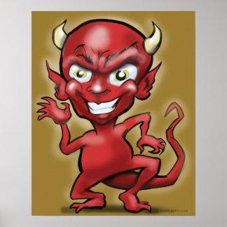 Little Devil Poster