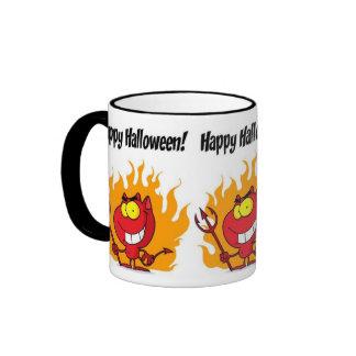 Little Devil Ringer Mug