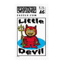 Little Devil Stamps stamp