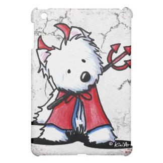 Little Devil Westie Cover For The iPad Mini