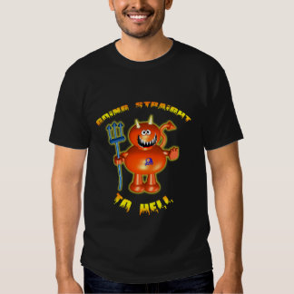 Little Devil with Going Straight to Hell Tshirts