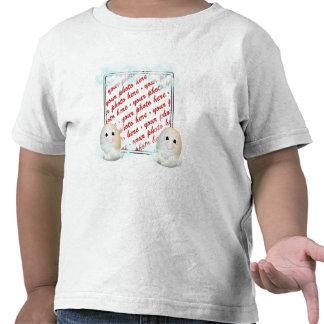 Little Deviled Egg Photo Frame T Shirts
