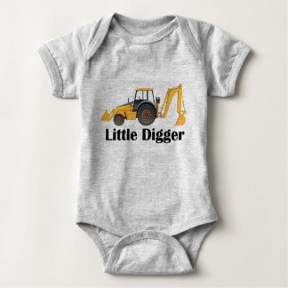 Little Digger - Baby Jersey Bodysuit