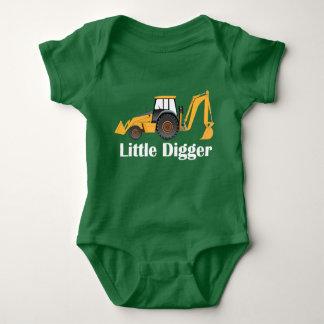 Little Digger - Baby Jersey Bodysuit Baby Bodysuit
