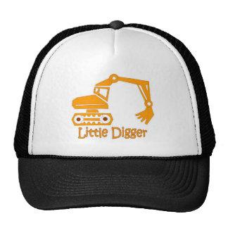 little digger trucker hats