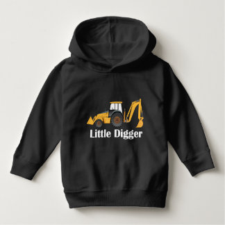 Little Digger - Toddler Pullover Hoodie