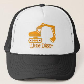 little digger trucker hat