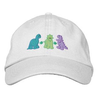 Little Dinosaurs Baseball Cap