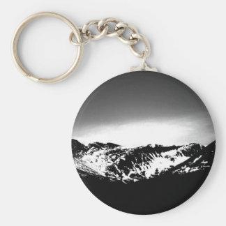 Little Dipper Basic Round Button Keychain