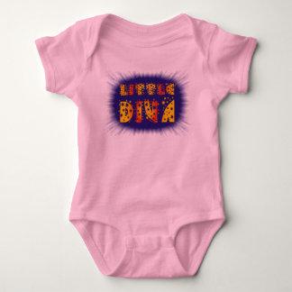 Little Diva (2) Baby Bodysuit