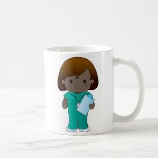 Little Doctor Girl Coffee Mug