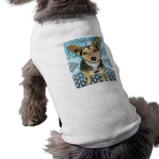 Little Dog - doggie cloth Tee