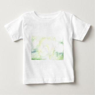 Little dog fades baby T-Shirt