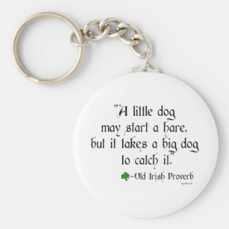 Little dog key chains