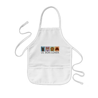 Little Dog Lover Tshirts and Gifts Aprons
