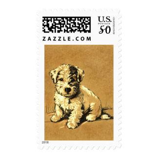 Little Dog Postage