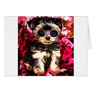 Little Doggy style Card