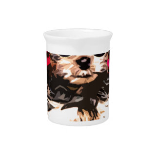 Little Doggy style Drink Pitcher
