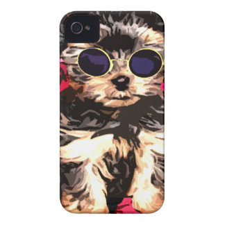 Little Doggy style iPhone 4 Cover