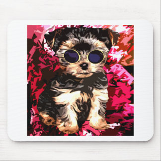 Little Doggy style Mouse Pad