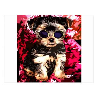 Little Doggy style Postcard