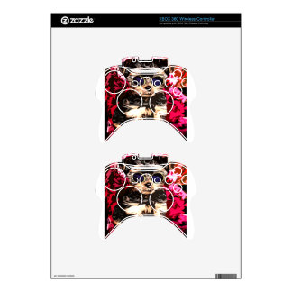 Little Doggy style Xbox 360 Controller Decal