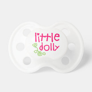 Little Dolly Dummy Soother Pacifier