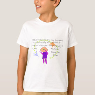 """""""Little Donny""""  Story Art Cards and T-Shirts"""