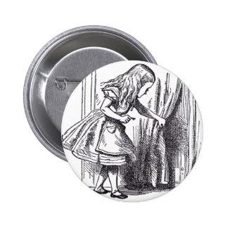Little Door Pinback Button