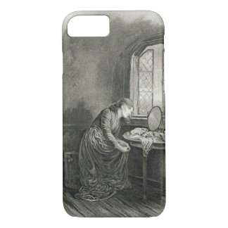 Little Dorrit, from 'Charles Dickens: A Gossip abo iPhone 7 Case