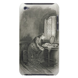 Little Dorrit, from 'Charles Dickens: A Gossip abo iPod Touch Case
