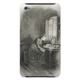Little Dorrit, from 'Charles Dickens: A Gossip abo iPod Touch Case-Mate Case