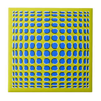 Little dots ceramic tile