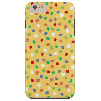 Little Dots Tough iPhone 6 Plus Case