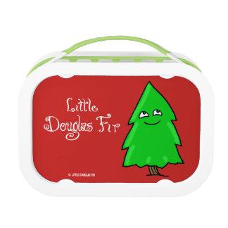Little Douglas Fir Christmas Lunch box