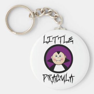 Little Dracula T-shirts and Gifts Key Chain