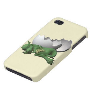Little Dragon iPhone 4/4S Covers