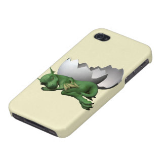 Little Dragon iPhone 4 Cover