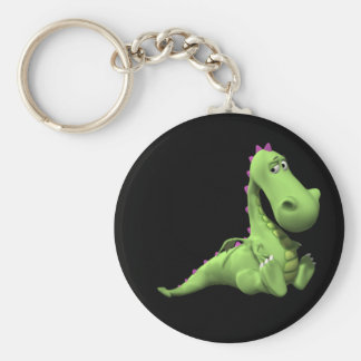 Little Dragon Keychain
